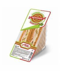 Сэндвич МК Сити Ланч с Карбонадом 140 гр