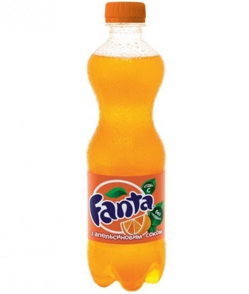 Газированный напиток Fanta 500мл ПЭТ