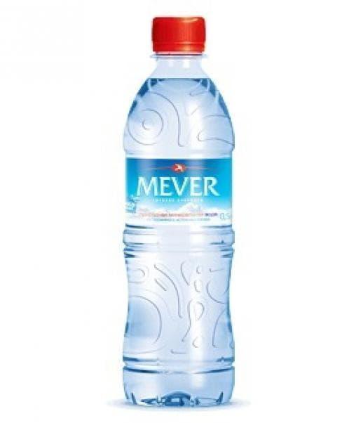 Вода питьевая Mever 500 мл ПЭТ