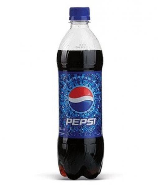 Пепси-кола Pepsi-cola 600 мл ПЭТ 0.6