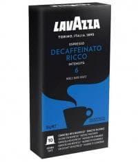 Кофейные капсулы Lavazza Espresso Decaffeinato Ricco