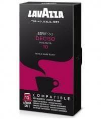 Кофейные капсулы Lavazza Espresso Deciso