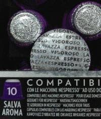 Кофейные капсулы Lavazza Espresso Vigoroso