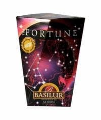 Чай черный Basilur Fortune Saturn 85 гр
