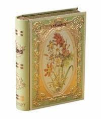Чай зеленый Basilur чайная книга Love Story I 100гр