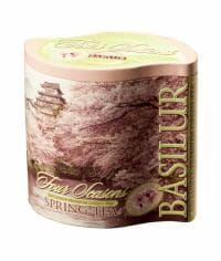 Чай зеленый Basilur Four Seasons Spring сакура 125 гр