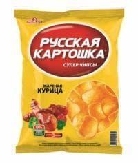 Чипсы Русская Картошка Курица 20 г