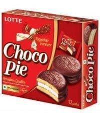 Бисквит Чоко Пай Choco Pie Lotte 28 грамм