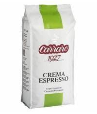 Кофе зерновой Carraro Crema Espresso 1000 г (1 кг)