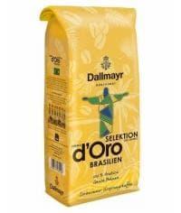 Кофе в зернах Dallmayr Brazillian Select 1000 гр (1кг)