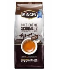 Кофе в зернах Minges Cafe Creme Schumli 2 1000 г (1 кг)