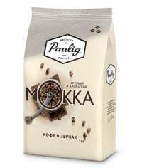 Кофе в зернах Paulig Mokka 1000 г (1кг)