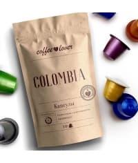 Кофе-капсулы Nespresso Coffeelover Colombia 5.5 г