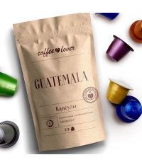 Кофе-капсулы Nespresso Coffeelover Guatemala 5.5 г