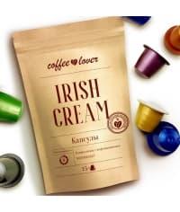 Кофе-капсулы Nespresso Coffeelover Irish Cream 5.5 г
