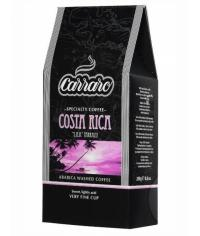 Кофе молотый Carraro Моносорт Арабика Costa-Rica 250 г (0,25кг)