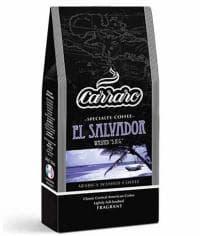 Кофе молотый Carraro моносорт Арабика El Salvador 250 г (0,25кг)