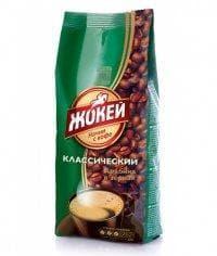 Кофе в зернах Жокей Классический 500 гр (0,5 кг.)