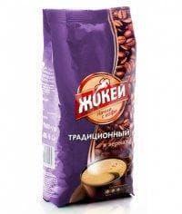 Кофе в зернах Жокей Традиционный 900 гр (0,9 кг.)