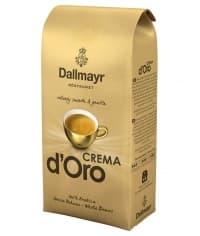 Кофе в зернах Dallmayr Crema d'Oro 1000 г (1кг)