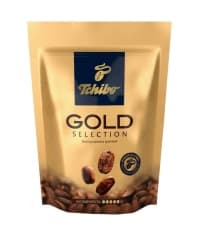 Кофе растворимый Tchibo Gold Selection 150г