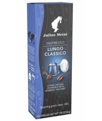 Кофе капсулы Julius Meinl Lungo Classico (Nespresso)