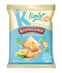 Сухарики Кириешки Light Сливочный сыр 33 г
