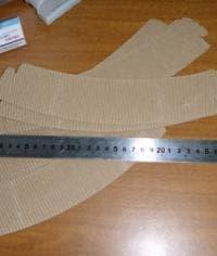 Держатель-манжета для стаканов wrapper рифленый универс.