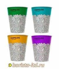 Бумажный стакан Cupslog Ice Cream (100 шт) d=90 300мл
