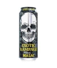 Энергетический напиток FREE MASAI Exotic Rampage 500мл ж/б