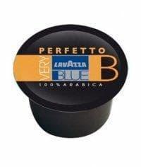 Кофейные капсулы Lavazza Blue Espresso Perfetto