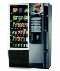 Торговый автомат Kikko ES6 + Snakky SL 6-30
