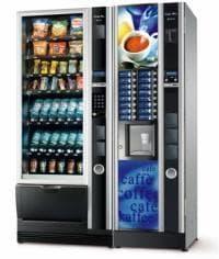 Торговый автомат Kikko Max + Snakky Max