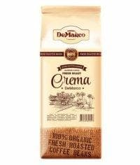 Кофе в зернах DeMarco Fresh Roast Crema 1000 гр (1 кг)
