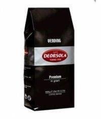 Кофе в зернах Deorsola Premium Caffe 1000 гр (1кг)