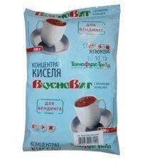Кисель Вкусновит Клюква 500 г (0,5 кг)