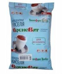 Кисель Вкусновит Малина 500 г (0,5 кг)