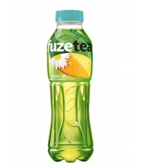FuzeTea зеленый чай Манго Ромашка 500мл ПЭТ