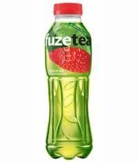 Чай FuzeTea зеленый чай Клубника Малина 500 мл ПЭТ