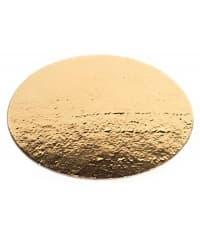 Подложка Золото d=200 мм