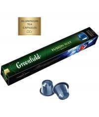Чай черн. капсулы Greenfield Fusion Way 2,5г х10