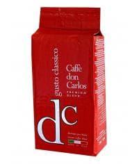 Кофе молотый Don Carlos Gusto Classico 250 г (0,25кг)