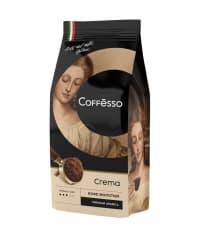 Кофе молотый Coffesso Crema 250 г (0,25 кг)