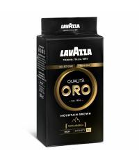 Кофе молотый Lavazza Qualita Oro Mountain Grown 250г (брикет)