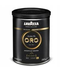 Кофе молотый Lavazza Qualita Oro Mountain Grown 250г (банка)