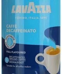 Кофе молотый Lavazza Caffe Decaffeinato 250 грамм (банка)