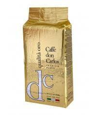 Кофе молотый Don Carlos Qualita Oro 250 г (0,25кг)