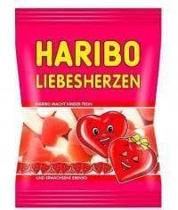 Мармелад Харибо Сердечки Haribo 100гр.