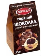 Горячий шоколад Aristocrat Густой и насыщенный 300 г