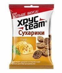 Сухарики Хрустим Сыр 40 грамм